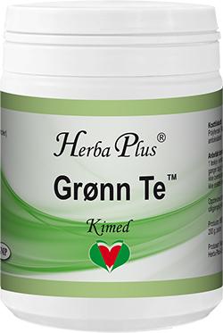 Grønn Te (UK) Image