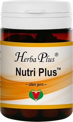 Nutri Plus w/o Iron (UK) Image